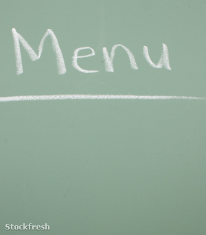 stockfresh 1468126 chalkboard-menu sizeM