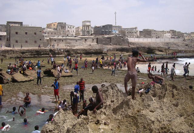 Strand Mogadishuban
