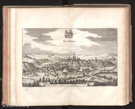 Topographia Austriacarum (Merian) 163