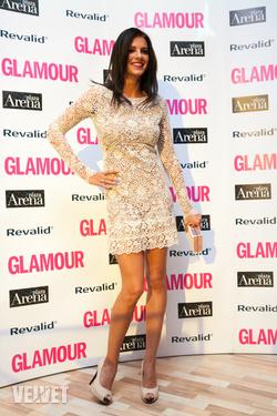 Sarka Kata a Glamour Women of the Year gálán