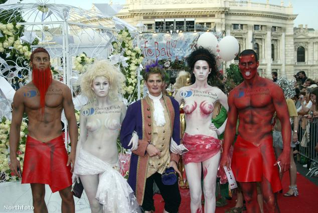 A 2007-es Life Ball színei