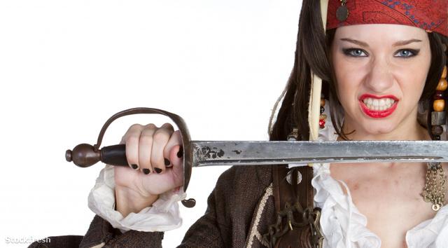stockfresh 120042 female-pirate sizeM