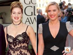 Kate Winslet a Titanic eredeti bemutatója után és most - kattintson a képekért!