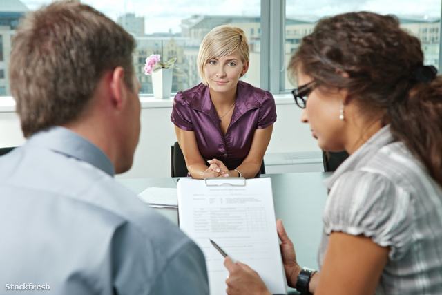 stockfresh 73852 applicant-during-job-interview sizeM