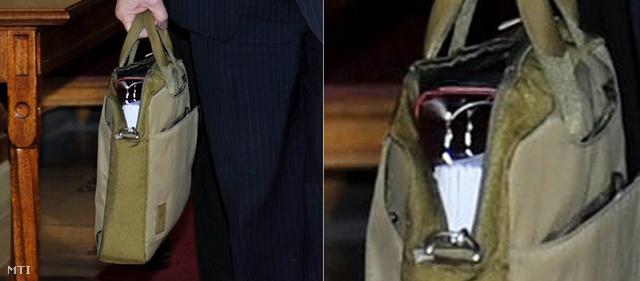 Mi lehet Schmitt Pál táskájában?