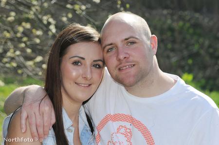 Tammy Dale és férje, Tom Cooper