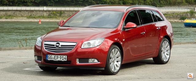 Három éve létezik, elméletileg itt lenne az ideje a faceliftnek, de az Insigniánál az Opel, úgy tűnik, hosszabb modellciklusra készül