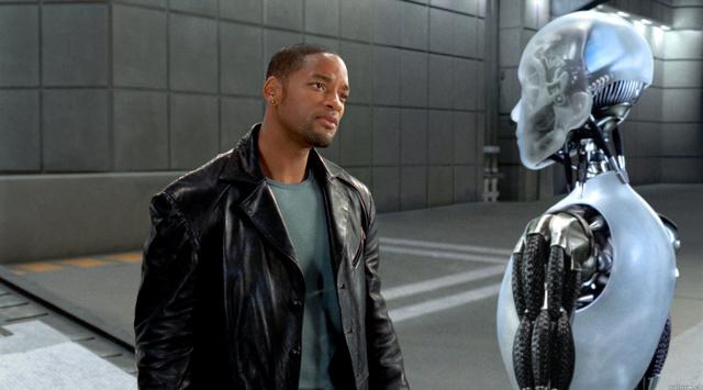 Will Smith az Én, a robotban