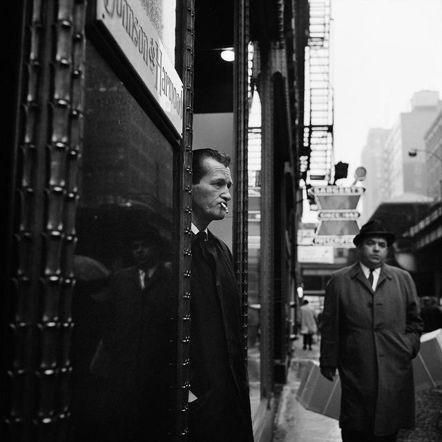 A zár kattan, a valóság a filmtekercsre költözik. Chicago, 1966