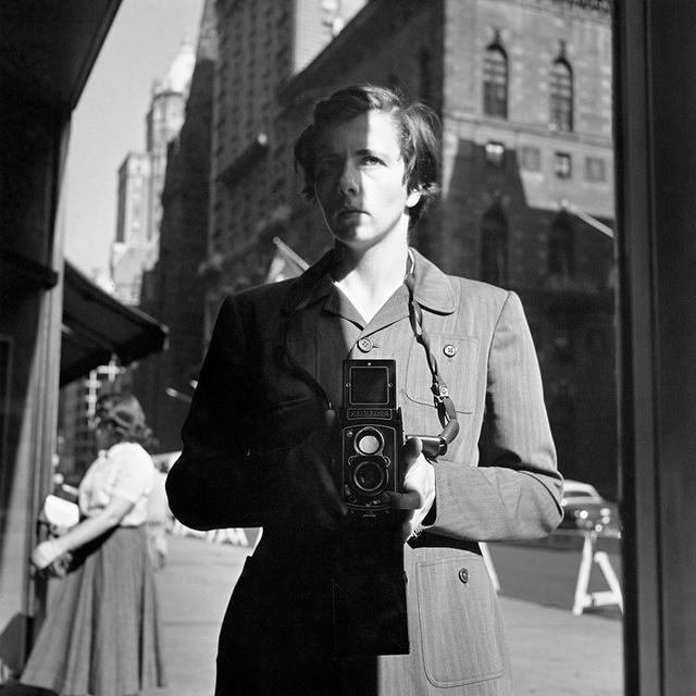 Önarckép, New York, 1953. október 18.