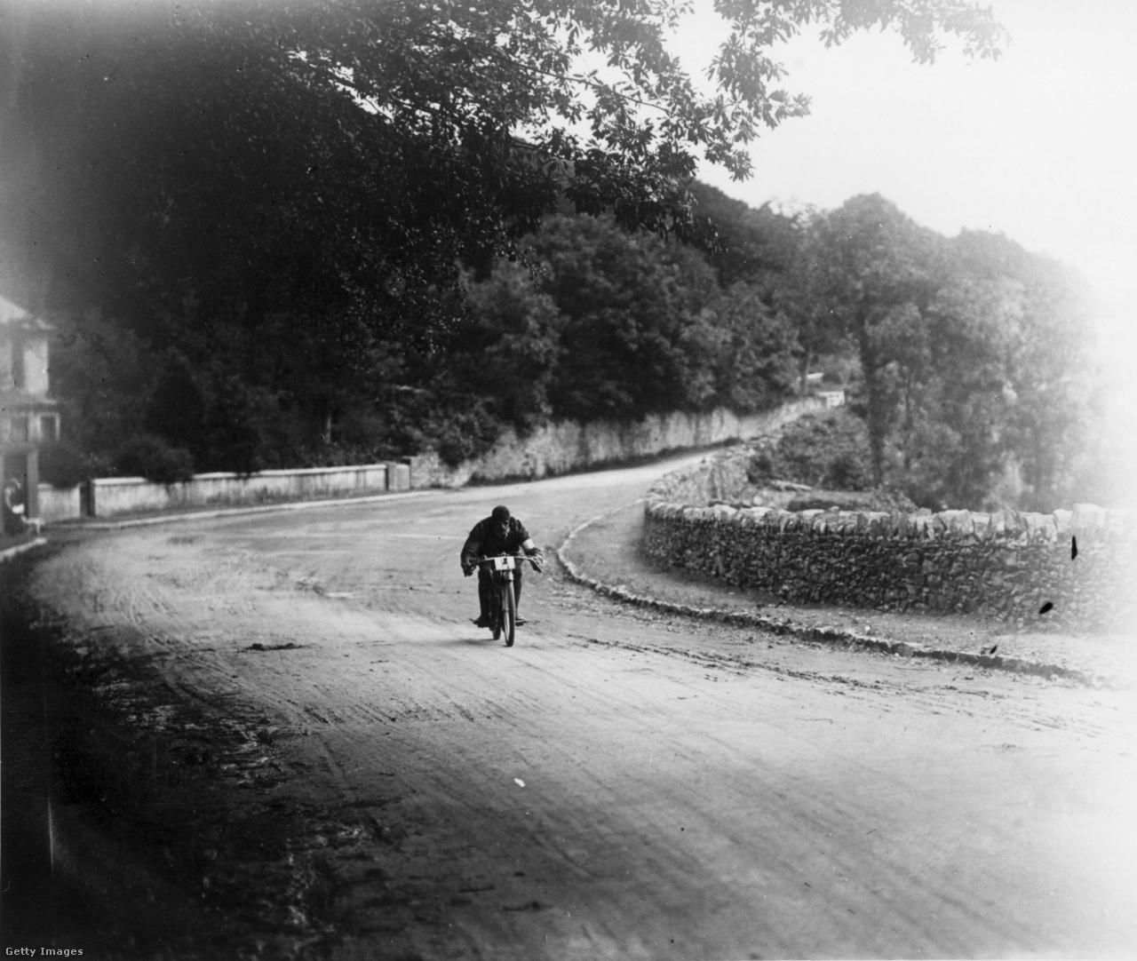 Így nézett ki az Isle of Man a hőskorban, 1912-ben