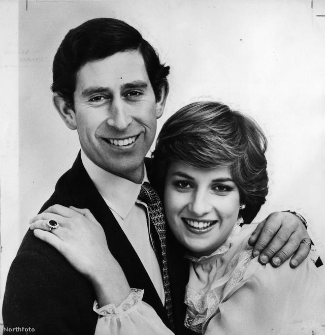 Lady Diana és Károly herceg
