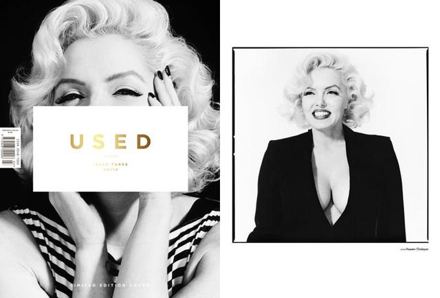Suzie Kennedy,mint Marilyn Monroe