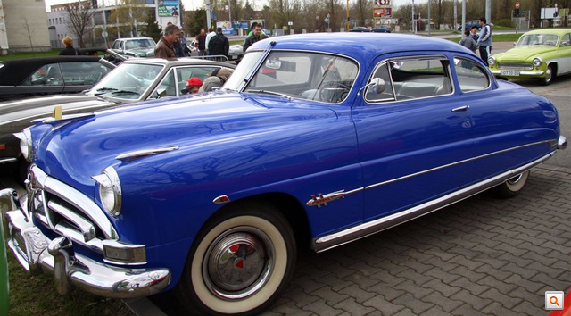 Hudson Hornet Club Coupe 1952 5