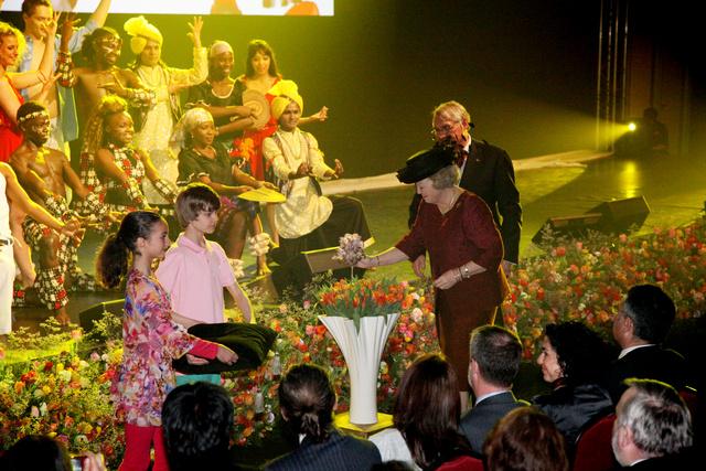 Az ünnepélyes megnyitó - a rendezvény minden napján lesznek kulturális műsorok.