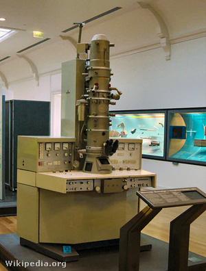 Elektronmikroszkóp