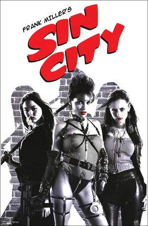 sin city girls