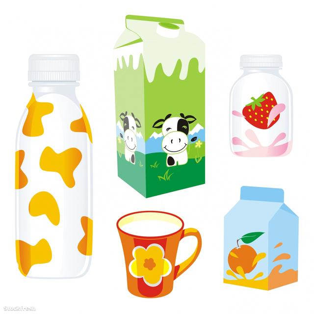 Ma már szinte minden tejfeldolgozó cégnek van saját, laktózmentes termékcsaládja.