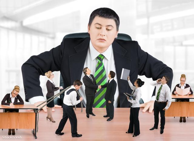 stockfresh 138018 boss-and-business-team sizeM