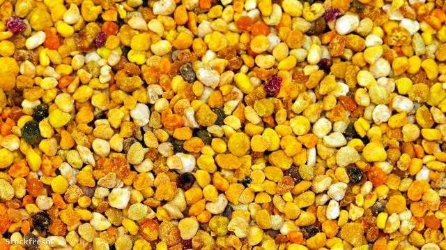 Az erősen allergiásokat még az egyébként egészségesnek tartott virágpor-granulátumtól  is óvják.