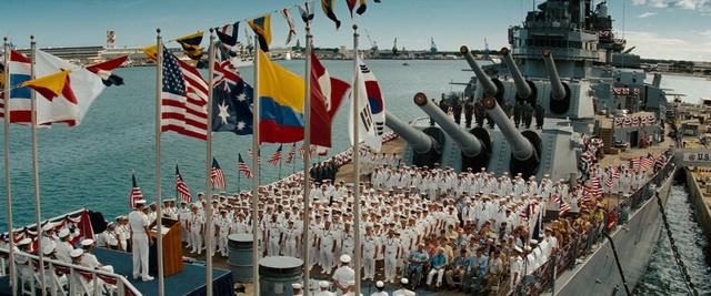 2012. Újabb popkulturális szereplés: Peter Berg Csatahajó című sci-fi filmjét többek között a Missourin is forgatták.