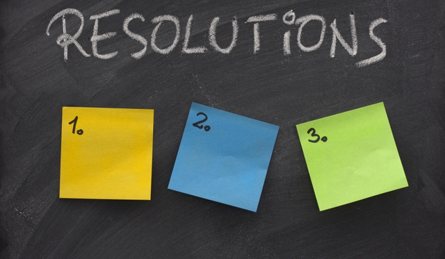 stockfresh 381312 blank-list-of-resolutions-on-blackboard sizeS