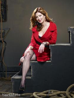 Dana Delany, azaz Katherine Mayfair három évadon volt az Edie Brittet helyettesítő ötödik feleség
