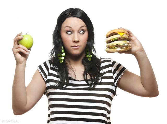 stockfresh 723175 healthy-or-unhealthy sizeM