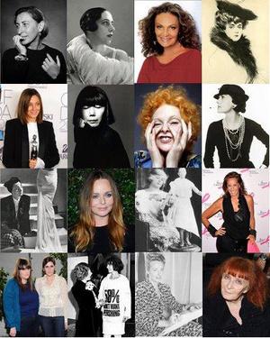 25 női tervező, aki megváltoztatta a divatot