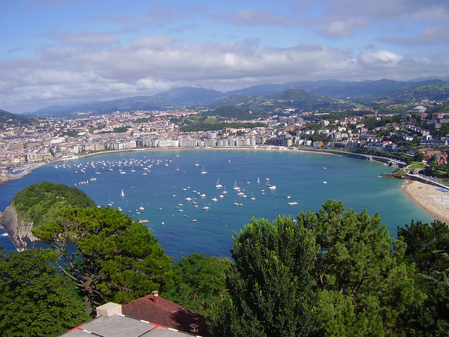 San Sebastian, a nagy kedvenc