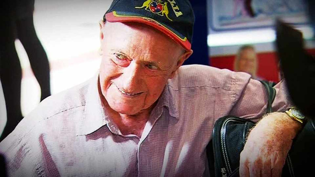 Keith Wright, 95 éves világjáró