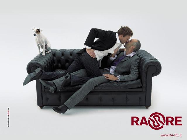 A RaRe betiltott kampánya
