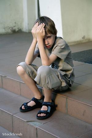 stockfresh 983405 sad-boy sizeM