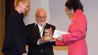 Hegyi Barbara és Frei Tamás is megkapta a Libri Aranykönyv díját