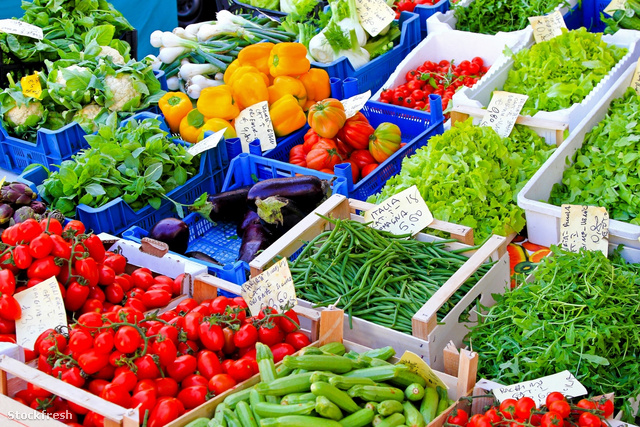stockfresh vegetables sizeM