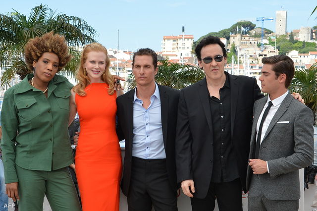 Macy Gray, Nicole Kidman, Matthew McConaughey, John Cusack és Zac Efron