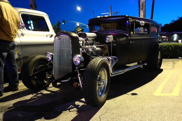 LA cruise night #3