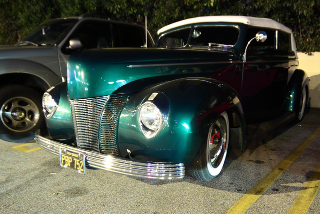 LA cruise night #43