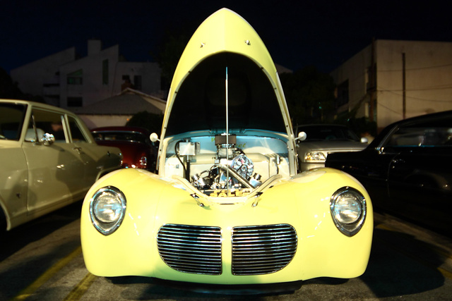 LA cruise night #27