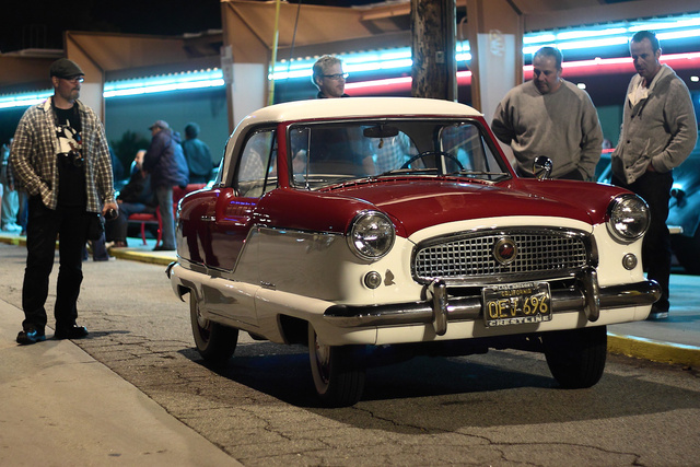 LA cruise night #54