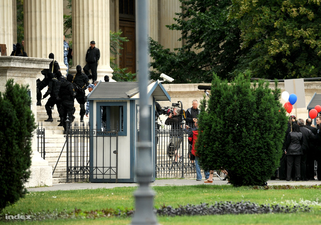 Akcióban az orosz SWAT