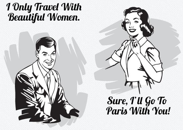 A Miss Travel oldallal ingyen utazhat