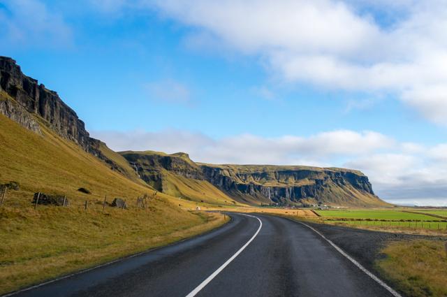 1800 kilométert utaztunk, mire körbeértük Izlandot.