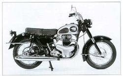 meguro 500 k2 1965