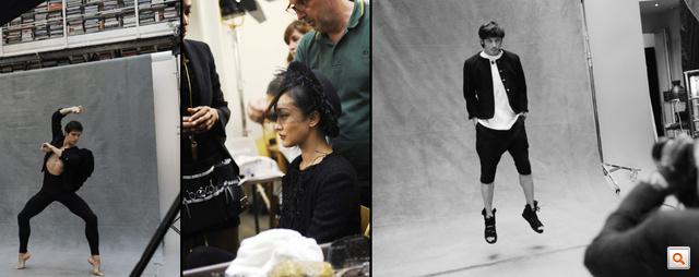Karl Lagerfeld könyvet ír a fekete Chanel blézerről