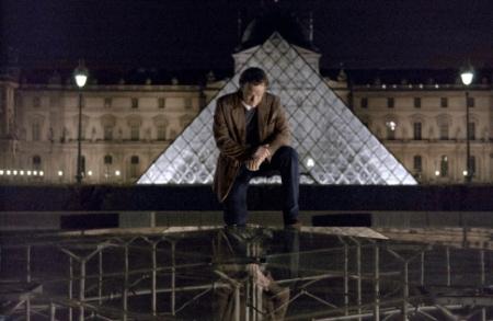 Tom Hanks a piramisnál is nyomozott