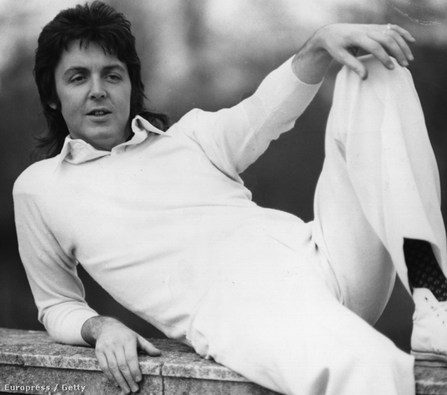 Paul McCartney 1973-ban