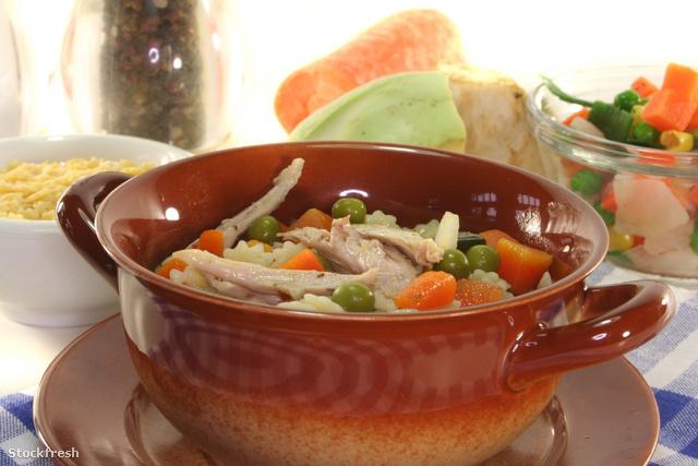 stockfresh 692652 chicken-soup sizeM