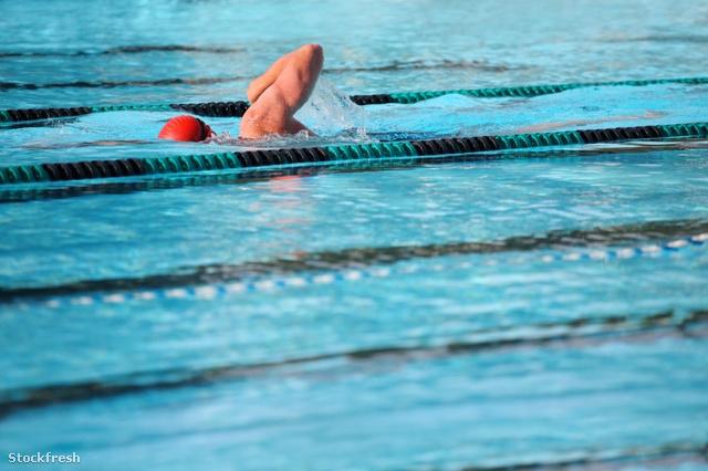 stockfresh 306253 swimming-laps sizeS