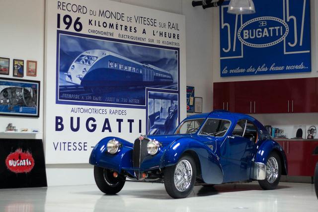A garázs legszebb autója